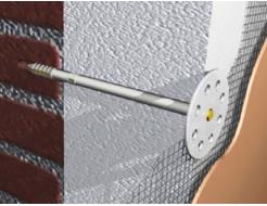Дюбель для теплоизоляции с пластиковым гвоздем Стандарт ST-PL10х140 - изображение 3 - интернет-магазин tricolor.com.ua