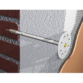 Дюбель для теплоизоляции с пластиковым гвоздем Стандарт ST-PL10х180 - изображение 3 - интернет-магазин tricolor.com.ua