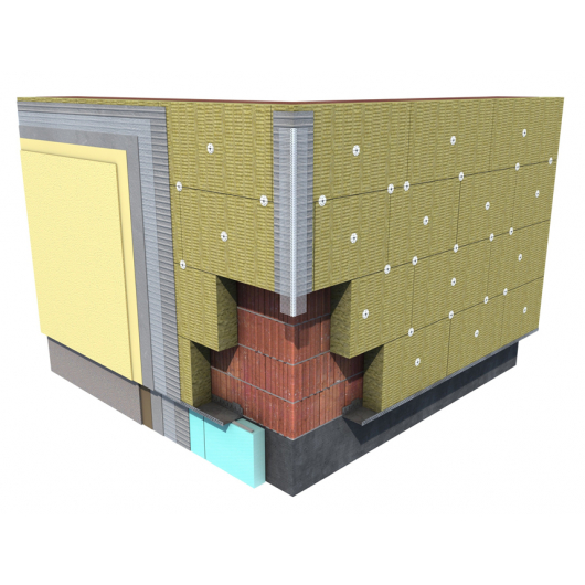 Дюбель для теплоизоляции с металлическим гвоздем и термозаглушкой Премиум ST-M10х160 - изображение 2 - интернет-магазин tricolor.com.ua