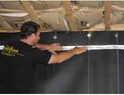 Звукоизоляционная вибродемпферная мембрана Vibrofix ML 2,6 мм  (1200x1200 см) - изображение 2 - интернет-магазин tricolor.com.ua