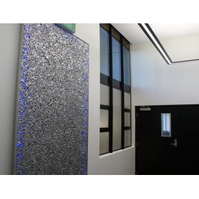 Панель звукоизолирующая дизайнерская Alusion Large Cell оpen 43,2 мм - изображение 2 - интернет-магазин tricolor.com.ua