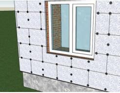 Дюбель для теплоизоляции с пластиковым армированным гвоздем Wkret-met LTX-10120 - изображение 3 - интернет-магазин tricolor.com.ua