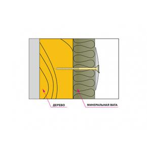 Дожимная манжета с заглушкой для крепления теплоизоляции Wkret-met TD-P060 полипропилен - изображение 2 - интернет-магазин tricolor.com.ua