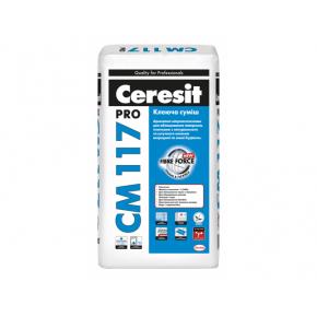 Клей эластичный для натурального камня Ceresit CM 117 Pro