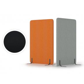 Акустический мобильный экран Openakustik Flo (напольный) 1500x800x40 Black 19
