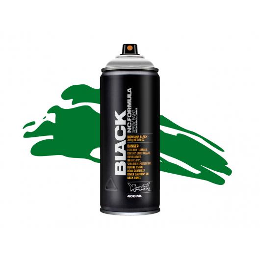 Краска Montana Black 6095 Plant