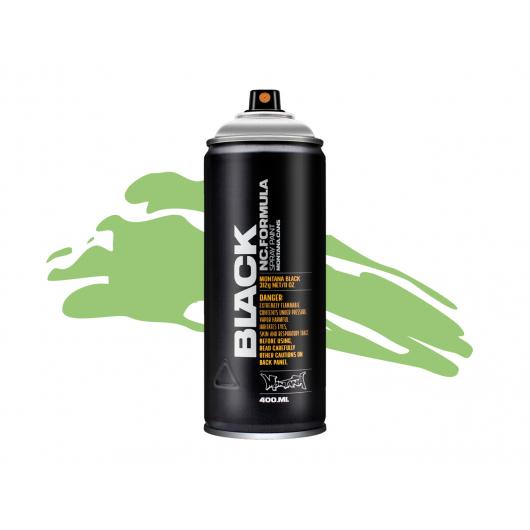 Краска Montana Black 6210 E2E Green