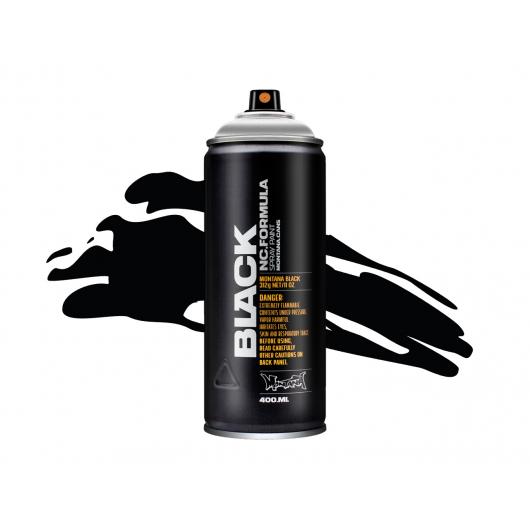Краска Montana Black 9001 Black (150 мл) - интернет-магазин tricolor.com.ua