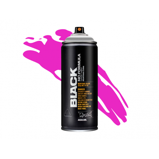 Краска Montana Black IN4000 Infra Pink
