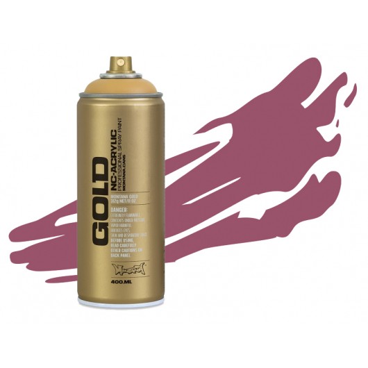 Краска Montana Gold 4020 Dusty Pink