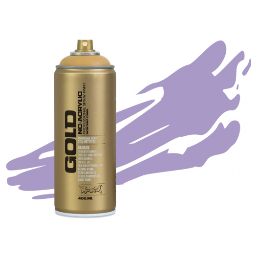 Краска Montana Gold 4110 Light Lilac