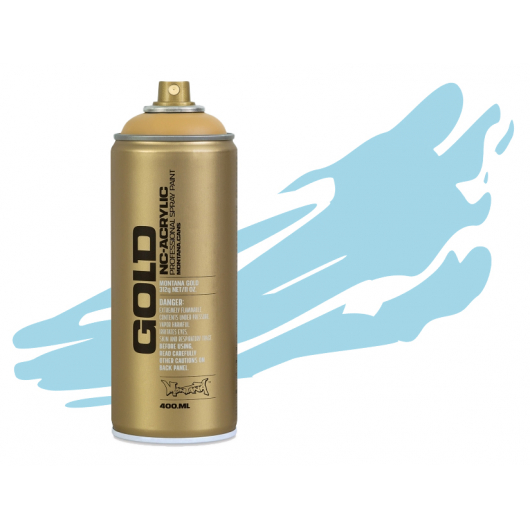 Краска Montana Gold 5010 Fresh Blue