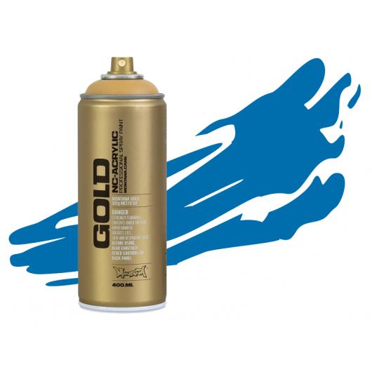 Краска Montana Gold 5060 Blue Magic