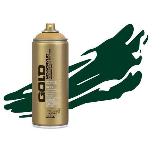 Краска Montana Gold 6080 Jungle Green