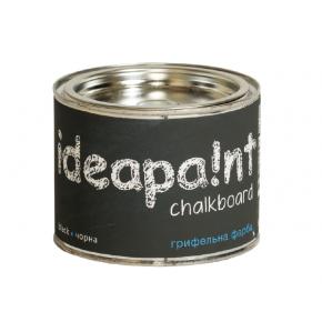 Интерьерная грифельная краска Ideapaint серая - интернет-магазин tricolor.com.ua