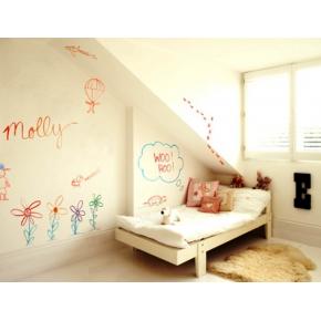 Краска интерьерная маркерная Le Vanille Pro белая матовая - изображение 2 - интернет-магазин tricolor.com.ua