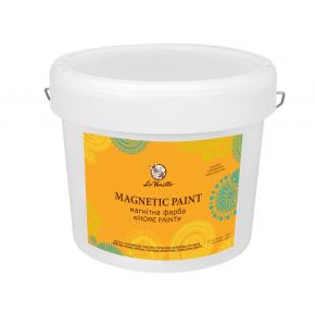 Краска интерьерная магнитная Le Vanille Home - изображение 2 - интернет-магазин tricolor.com.ua