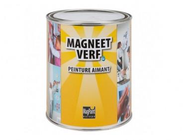 Краска интерьерная магнитная MagPaint