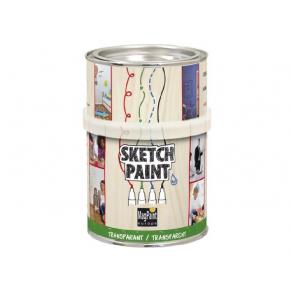 Краска интерьерная маркерная MagPaint Sketchpaint прозрачная - интернет-магазин tricolor.com.ua