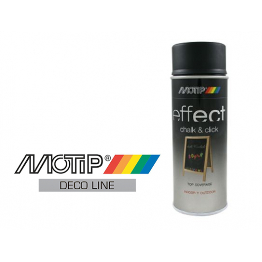 Краска с эффектом грифельной доски Motip Deco Effect