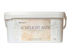 Купить Декоративная штукатурка AcmeLight Antic классик голубая - 42