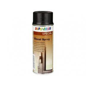 Краска для алюминиевых конструкций темно - бронзовая Special Eloxal Spray Dupli-Color 400 мл