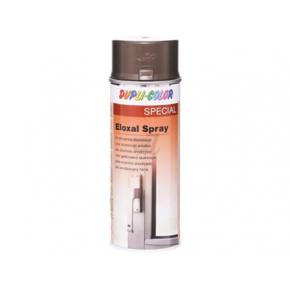 Краска для алюминиевых конструкций средне - бронзовая Special Eloxal Spray Dupli-Color 400 мл