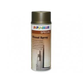 Краска для алюминиевых конструкций бронзовая Special Eloxal Spray Dupli-Color 400 мл