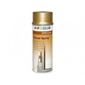 Краска для алюминиевых конструкций темно - золотистый Special Eloxal Spray Dupli-Color 400 мл