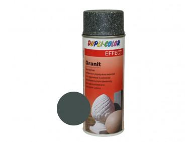 Эмаль аэрозольная эффект гранит черный Dupli-Color 200 мл