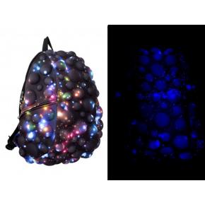 Краска люминесцентная AcmeLight для текстиля синяя 20 мл - интернет-магазин tricolor.com.ua