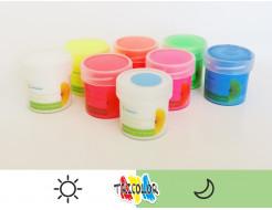 Краска светящаяся AcmeLight для цветов белая 20мл - изображение 2 - интернет-магазин tricolor.com.ua