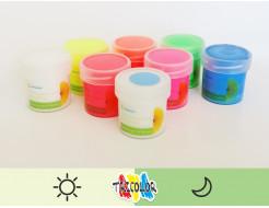 Краска светящаяся AcmeLight для цветов классик 20мл - изображение 2 - интернет-магазин tricolor.com.ua
