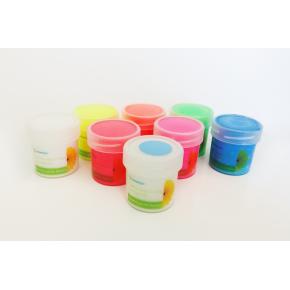 Набор люминесцентных красок для цветов AcmeLight 8 шт - изображение 2 - интернет-магазин tricolor.com.ua