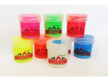 Набор светящихся красок для туризма AcmeLight 8 шт