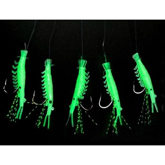 Краска люминесцентная AcmeLight для рыбалки зеленая 20мл - интернет-магазин tricolor.com.ua