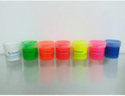 Купить Набор флуоресцентных красок AcmeLight аквагрим для тела 8 шт - 24
