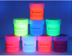 Набор флуоресцентных красок AcmeLight аквагрим для тела 8 шт по 20 мл - изображение 6 - интернет-магазин tricolor.com.ua
