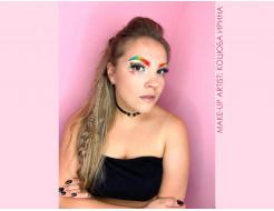 Набор флуоресцентных красок AcmeLight аквагрим для тела 8 шт по 20 мл - изображение 5 - интернет-магазин tricolor.com.ua