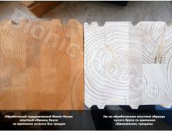 Средство для временной герметизации дерева Bionic House Торцезамазка - изображение 2 - интернет-магазин tricolor.com.ua