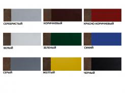 Эмаль антикорозионная Kompozit 3 в 1 Protect красно-коричневая - изображение 3 - интернет-магазин tricolor.com.ua