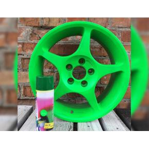 Жидкая резина BeLife Spraysticker Fluor R1003 салатовая - изображение 2 - интернет-магазин tricolor.com.ua