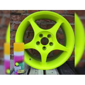Жидкая резина BeLife Spraysticker Fluor R1005 желтая - изображение 2 - интернет-магазин tricolor.com.ua