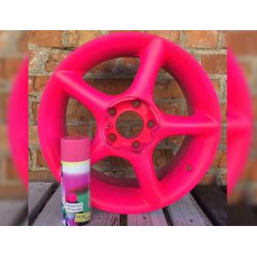 Жидкая резина BeLife Spraysticker Fluor R1012 фуксия - изображение 2 - интернет-магазин tricolor.com.ua