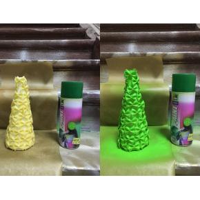 Аэрозольная краска акриловая универсальная BeLife 101 нефритовая - изображение 2 - интернет-магазин tricolor.com.ua