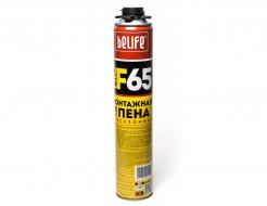 Профессиональная монтажная пена BeLife 850 мл - изображение 2 - интернет-магазин tricolor.com.ua