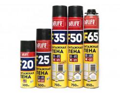 Бытова монтажная пена BeLife F50 - изображение 2 - интернет-магазин tricolor.com.ua
