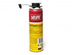 Очиститель монтажной пены BeLife 500 мл - изображение 2 - интернет-магазин tricolor.com.ua