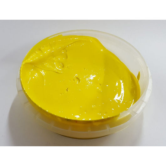 Краска пластизольная желто-лимонная - изображение 4 - интернет-магазин tricolor.com.ua