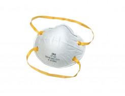 Противоаэрозольный респиратор 3М 8710 (уровень защиты FFP1) - изображение 2 - интернет-магазин tricolor.com.ua